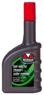MIDLAND Injector cleaner & water remover 375ml